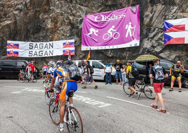 Sagan na bicykli