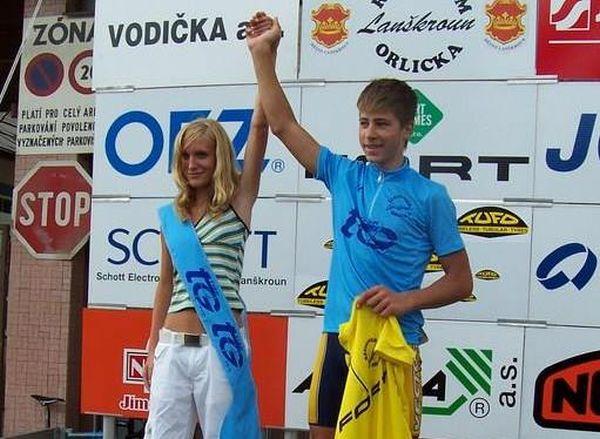 Saganova juniorská kariéra